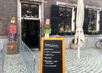 Brasserie Stadhuis Schiedam buiten