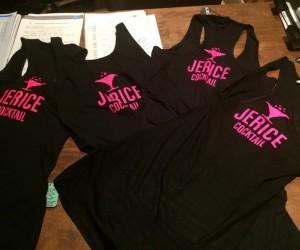 Jerice Cocktail shirts