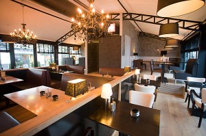 Restaurant Mocca Binnenkant