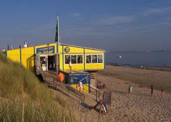 Strandpaviljoen de schaar