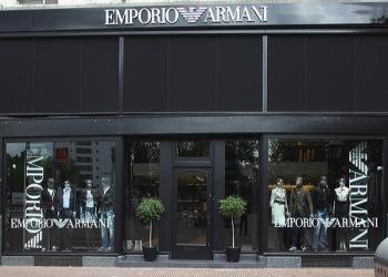 Emporio Armani Winkel