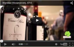 Wijnblad Wijnproeverij 2014