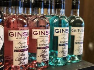 Gin alcoholvrij